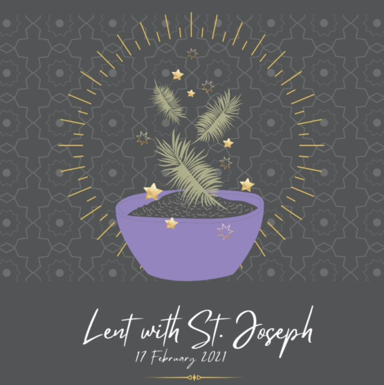 Lent with St Joseph